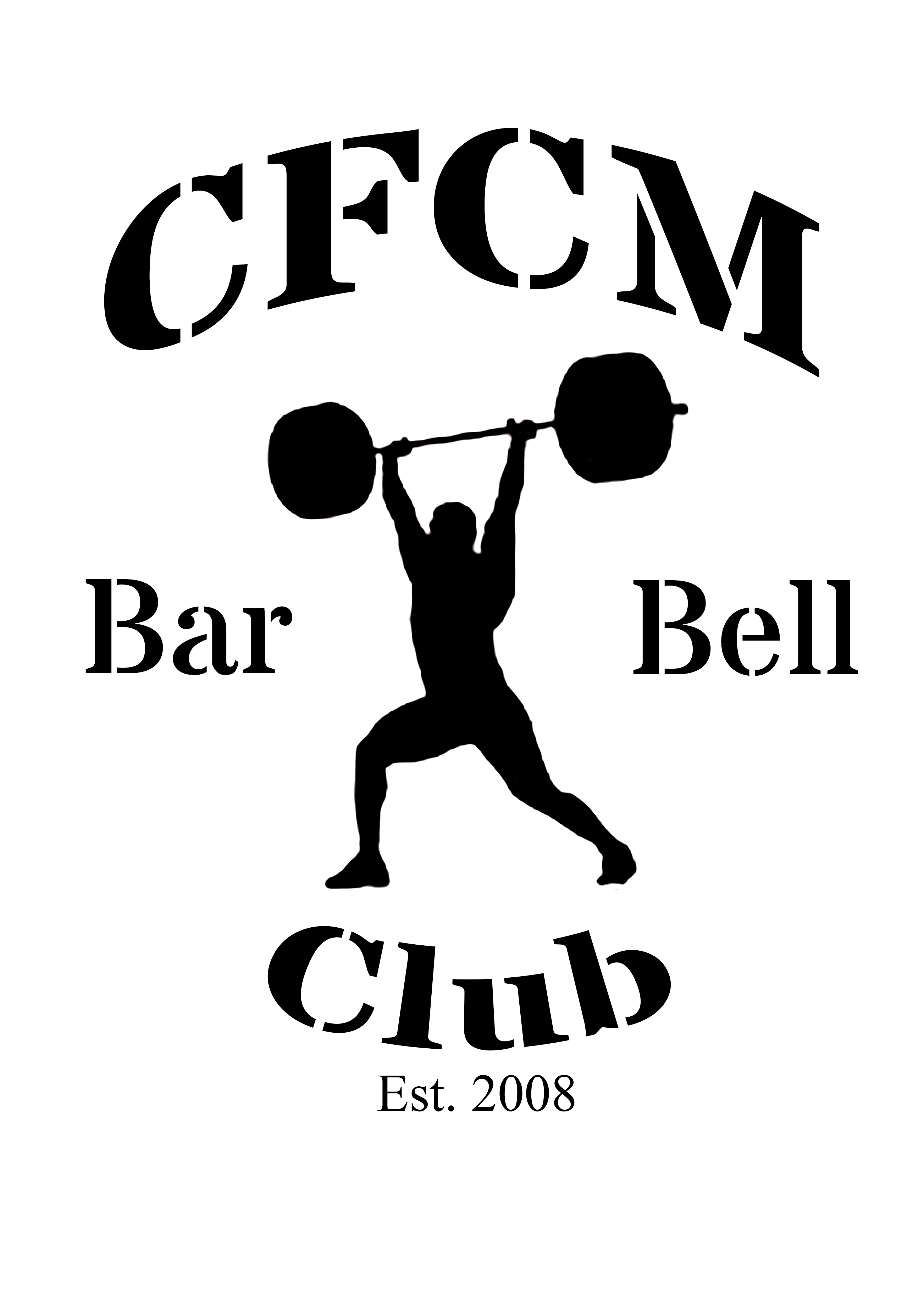 Male CFCM Barbell